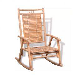 Cadeira de Balanço Bambu