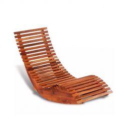 Cadeira Espreguiçadeira de balanço
