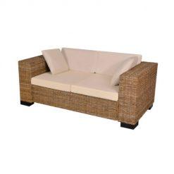 Sofá em Rattan