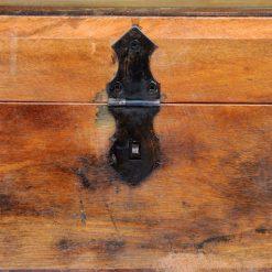 madeira sólida recuperada - Baús