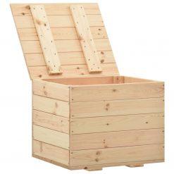 7 cm madeira de pinho maciça - Baús