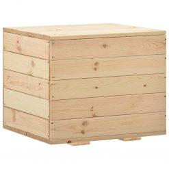 Caixa de arrumação 60x54x50