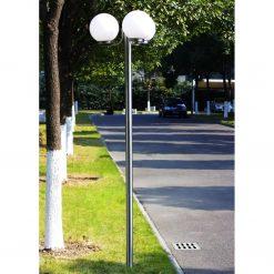 3 lâmpadas / 220cm