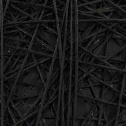 Candeeiro suspenso preto e dourado ã˜70 cm E27