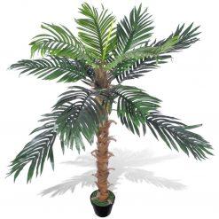 Palmeira de coco artificial