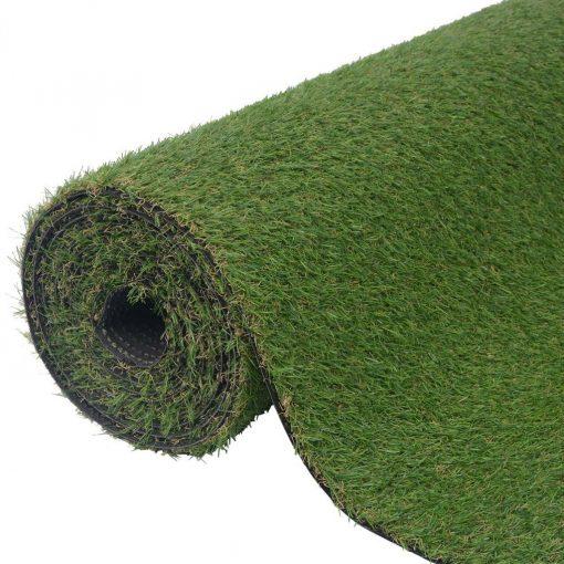 Relva artificial 1x8 m/20-25 mm verde - Plantas Artificiais