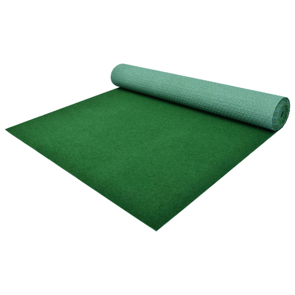 Relva artificial com pitões PP 2x1 m verde - Plantas Artificiais