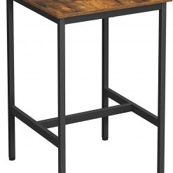 Mesa de bar  Estilo Industrial 60 x 60 x 90 cm