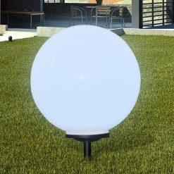 Bolas solares com pico-de-chão / 1 peça